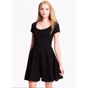 Felicity & Coco Knit Ponte Dress XS Fit & Flare